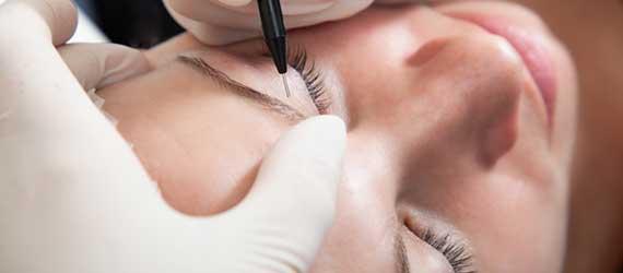 1st Beauty SPA permanent makeup korrektur behandlung